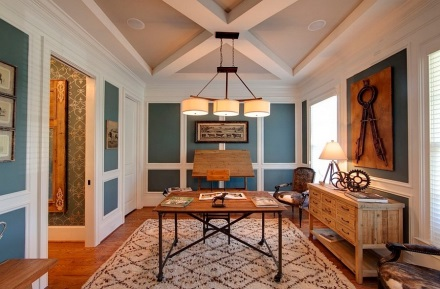 Refreshing a Room with Blue